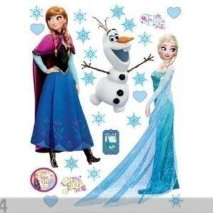 Ag Design Seinätarra Disney Frozen 65x85 Cm