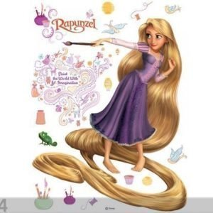 Ag Design Seinätarra Disney Locika Paints 65x85 Cm