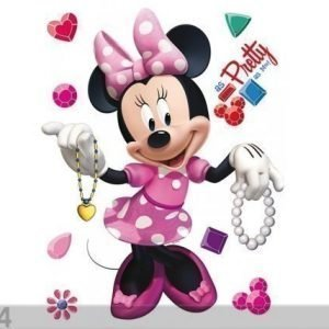 Ag Design Seinätarra Disney Minnie 1