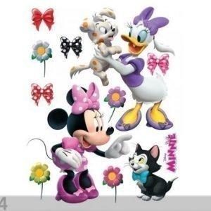 Ag Design Seinätarra Disney Minnie & Daisy 65x85 Cm