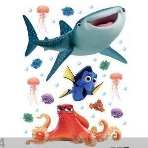 Ag Design Seinätarra Disney Nemo 65x85 Cm