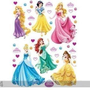 Ag Design Seinätarra Disney Princess 42