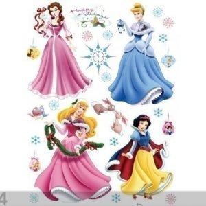 Ag Design Seinätarra Disney Princess Celebrates 65x85 Cm