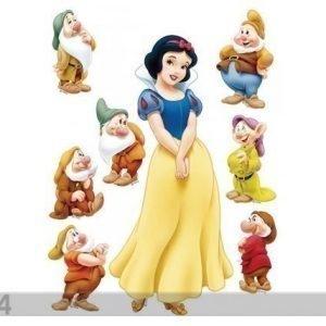 Ag Design Seinätarra Disney Snow White 42