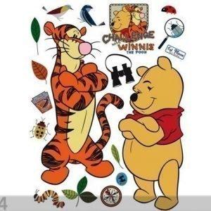 Ag Design Seinätarra Disney Winnie The Pooh 2