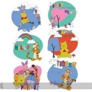 Ag Design Seinätarra Disney Winnie The Pooh 3