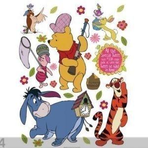Ag Design Seinätarra Disney Winnie The Pooh Special 65x85 Cm