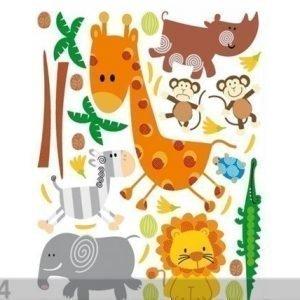 Ag Design Seinätarra Giraffe 1