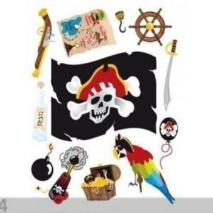 Ag Design Seinätarra Pirate 65x85 Cm
