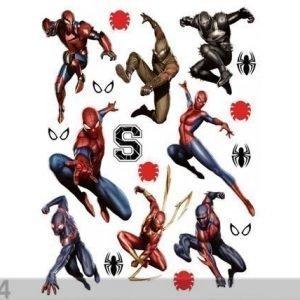 Ag Design Seinätarra Spiderman 65x85 Cm
