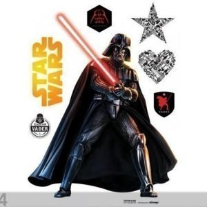 Ag Design Seinätarra Star Wars 65x85 Cm