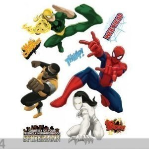 Ag Design Senätarra Marvel Heroes 65x85 Cm