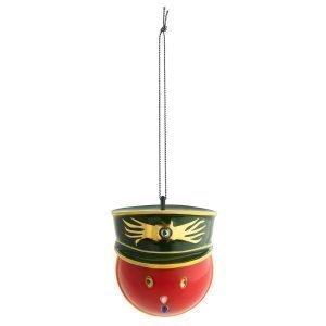 Alessi Generale Corallo Home Ornament Punainen