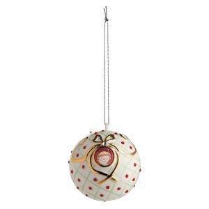 Alessi San Bambino Home Ornament Valkoinen