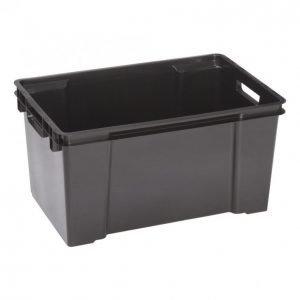 Allibert Varastolaatikko Musta 50 L