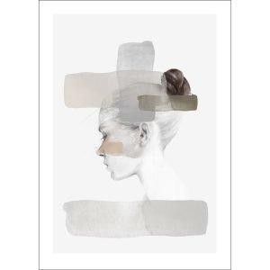 Anna Bülow Insideout Blush Juliste 50x70 Cm