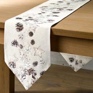 Apelt Tyynynpäällinen Valkoinen / Monivärinen