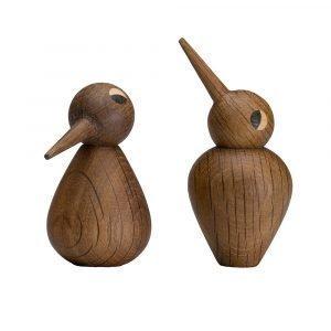 Architectmade Bird Pieni Savustettu Tammi