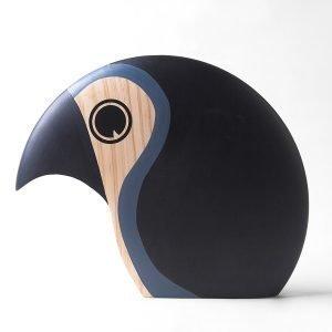 Architectmade Discus Large Harmaa