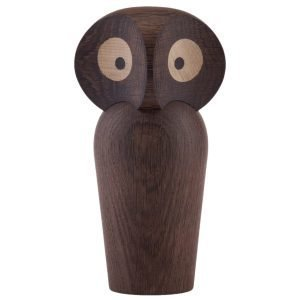 Architectmade Owl Puuhahmo Iso Savustettu Tammi