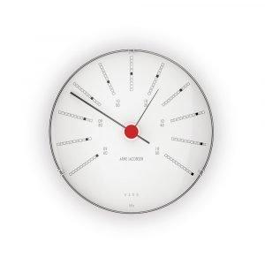 Arne Jacobsen Aj Bankers Barometri / Ilmapuntari 12 Cm