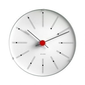 Arne Jacobsen Aj Bankers Seinäkello 16 cm