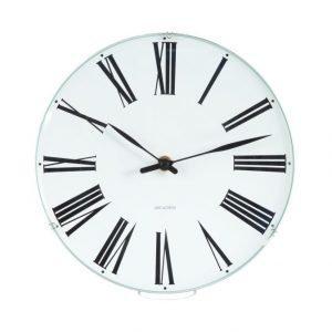 Arne Jacobsen Roman Clock 210 Seinäkello