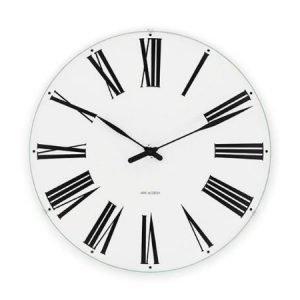 Arne Jacobsen Roman seinäkello 29 cm