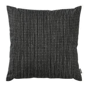 Artek Rivi Tyynynpäällinen Musta / Valkoinen 40x40 Cm