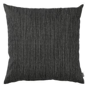 Artek Rivi Tyynynpäällinen Musta / Valkoinen 50x50 Cm