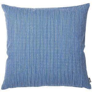 Artek Rivi Tyynynpäällinen Sininen / Valkoinen 50x50 Cm