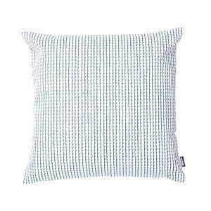 Artek Rivi Tyynynpäällinen Valkoinen / Sininen 40x40 Cm