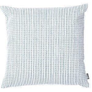 Artek Rivi Tyynynpäällinen Valkoinen / Sininen 50x50 Cm