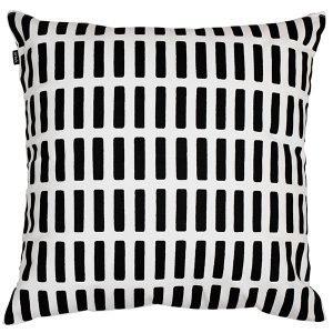 Artek Siena Tyynynpäällinen Musta / Valkoinen 50x50 Cm