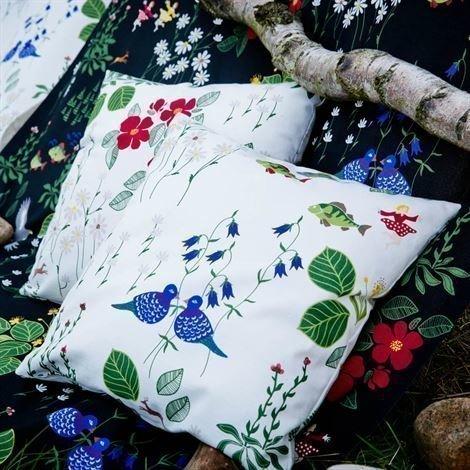 Arvidssons Textil Himlajorden Tyynynpäällinen Valkoinen