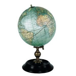Authentic Models 1921 Usa Globe Karttapallo
