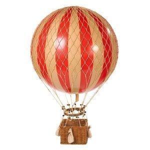 Authentic Models Jules Verne Kuumailmapallo Punainen