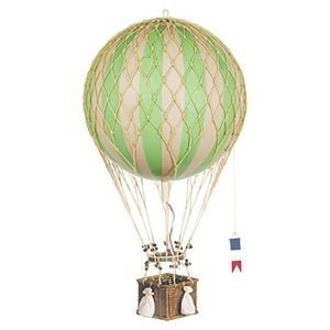 Authentic Models Royal Aero Air Balloon Green