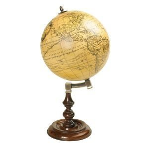 Authentic Models Trianon Globe Karttapallo