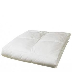 Basic Peitto Keskilämmin 150x200 Cm Valkoinen