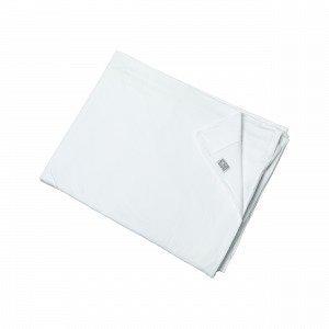 Beach House Baby Flat Sheet Aluslakana Valkoinen 100x150 Cm