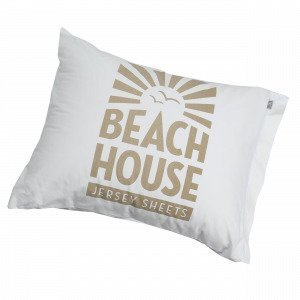 Beach House Logo Beach Tyynyliina 50x60 Cm
