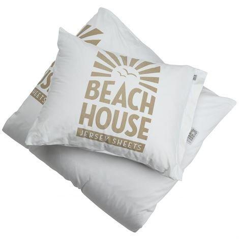 Beach House Logo Tyynynpäällinen Beach 50x75 cm
