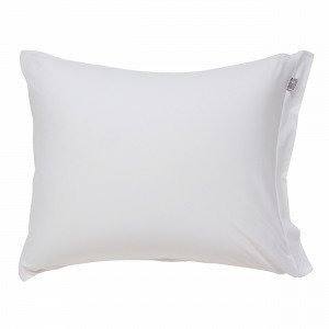 Beach House Plain White Tyynyliina 50x60 Cm