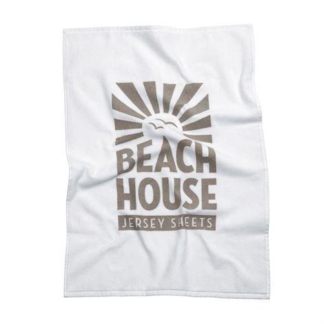 Beach House Pyyheliina 2 kpl 50x70 cm