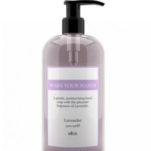 Beauty By Ellos Wash Your Hands Lavender Hand Soap 500 Ml Käsisaippua