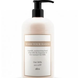 Beauty By Ellos Wash Your Hands Oat Milk Hand Soap 500 Ml Käsisaippua