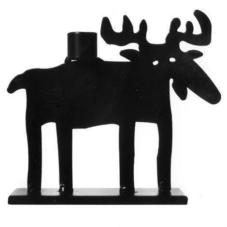 Bengt & Lotta Moose Kynttilänjalka 9 cm