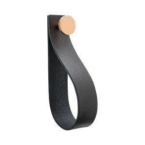 Beslag Design Loop Strap Vedin L Musta / Kupari