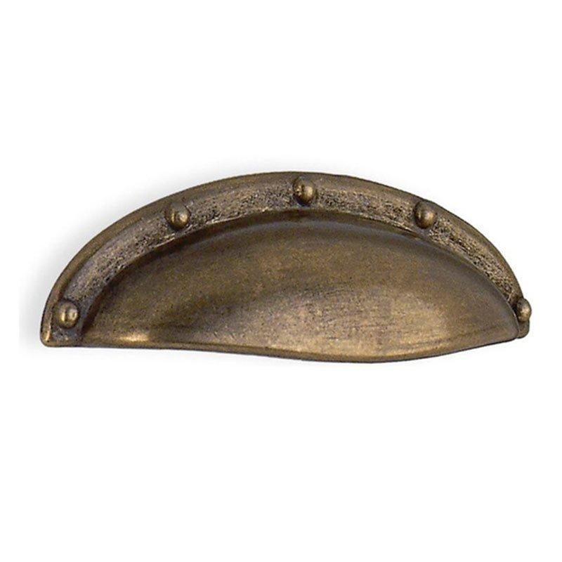 Beslagsboden Laatikon vedin B570 Antiikki messinki